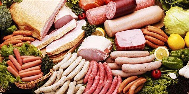 فروش سوسیس و کالباس دهکده پروتئین