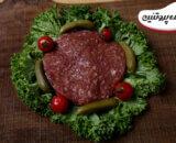 همبرگر دهکده پروتئین