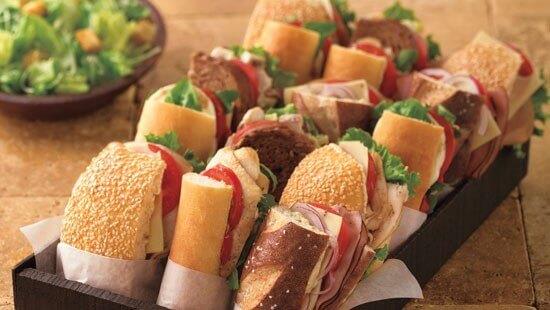 انواع ساندویچ گرم خانگی
