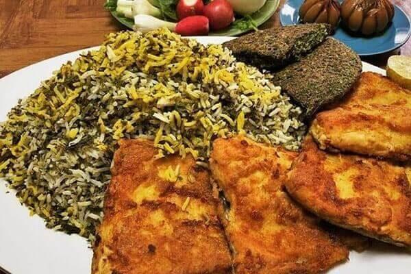 غذاهای مناسب مهمانی عید نوروز
