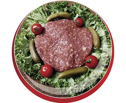 همبرگر مخلوط