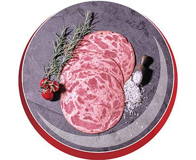 ژامبون گوشت گوسفندی